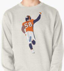 Mile High Defense Pullover Sweatshirt