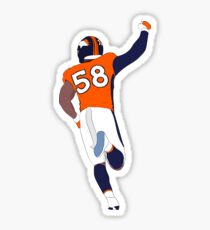 Mile High Defense Sticker