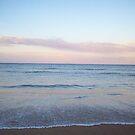 Evening Beach 2 by Sarinilli