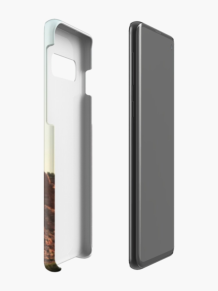 Alternate view of Mesa in NM Case & Skin for Samsung Galaxy