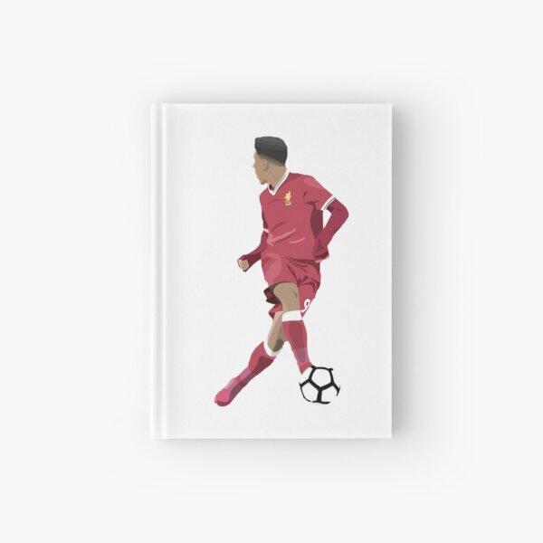 Roberto Firmino But No Look, Liverpool FC Carnet cartonné