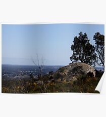 Perfect View from Perth Hills 2 Poster