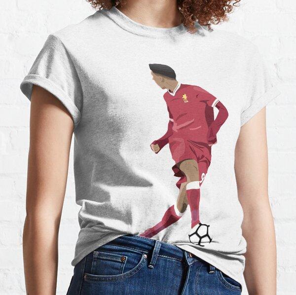 Roberto Firmino No Look Goal, Liverpool FC Classic T-Shirt