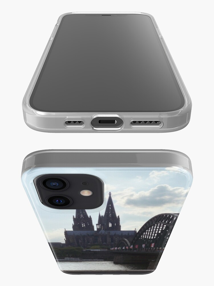 Alternate view of Kölner Dom iPhone Case & Cover