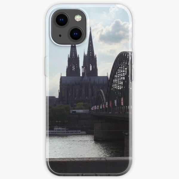Kölner Dom iPhone Soft Case