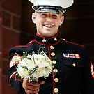 U.S. Marine Wedding by Melissa  Carroll