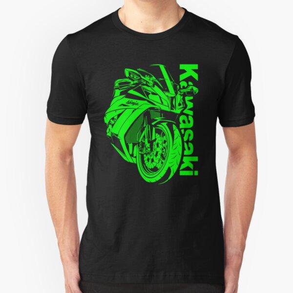Kawasaki Motosport Racing Team Ninja Man T-shirt