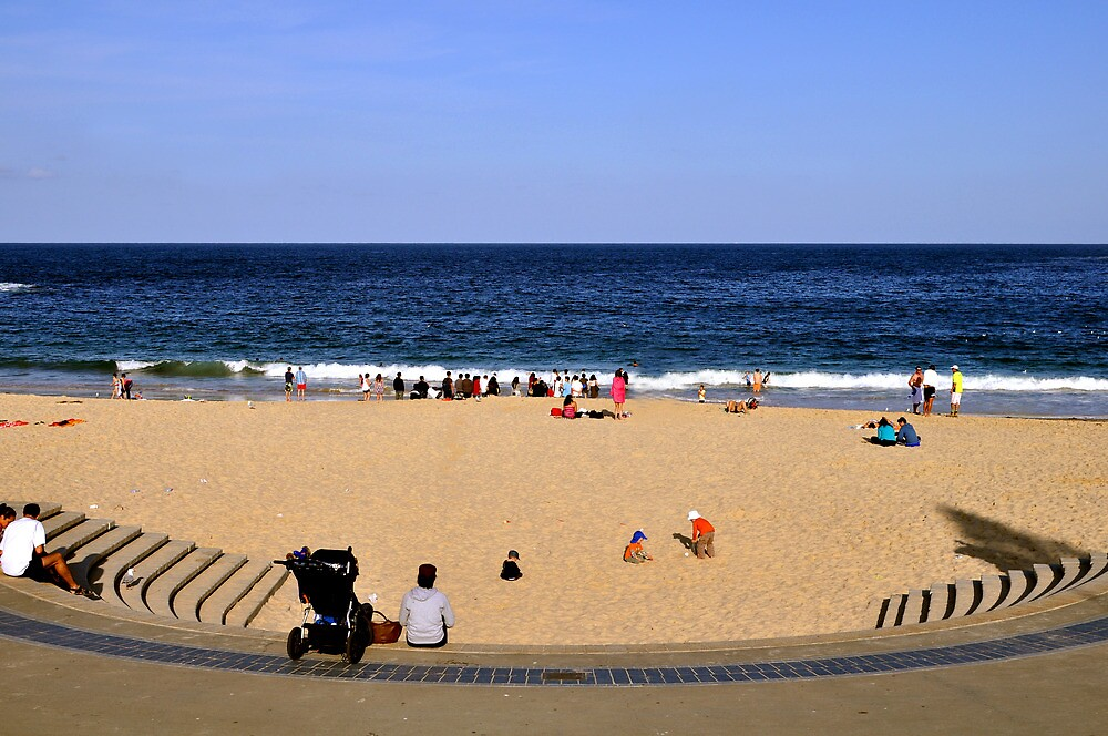 Quot Coogee Beach Australia Quot By Raoul Isidro Redbubble