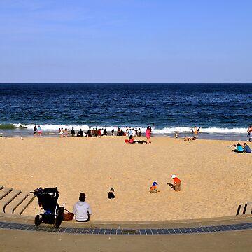 Coogee Beach, Australia de LonelyMinstrel