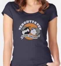 Game Grumps Tenouttaten Shirt Women's Fitted Scoop T-Shirt
