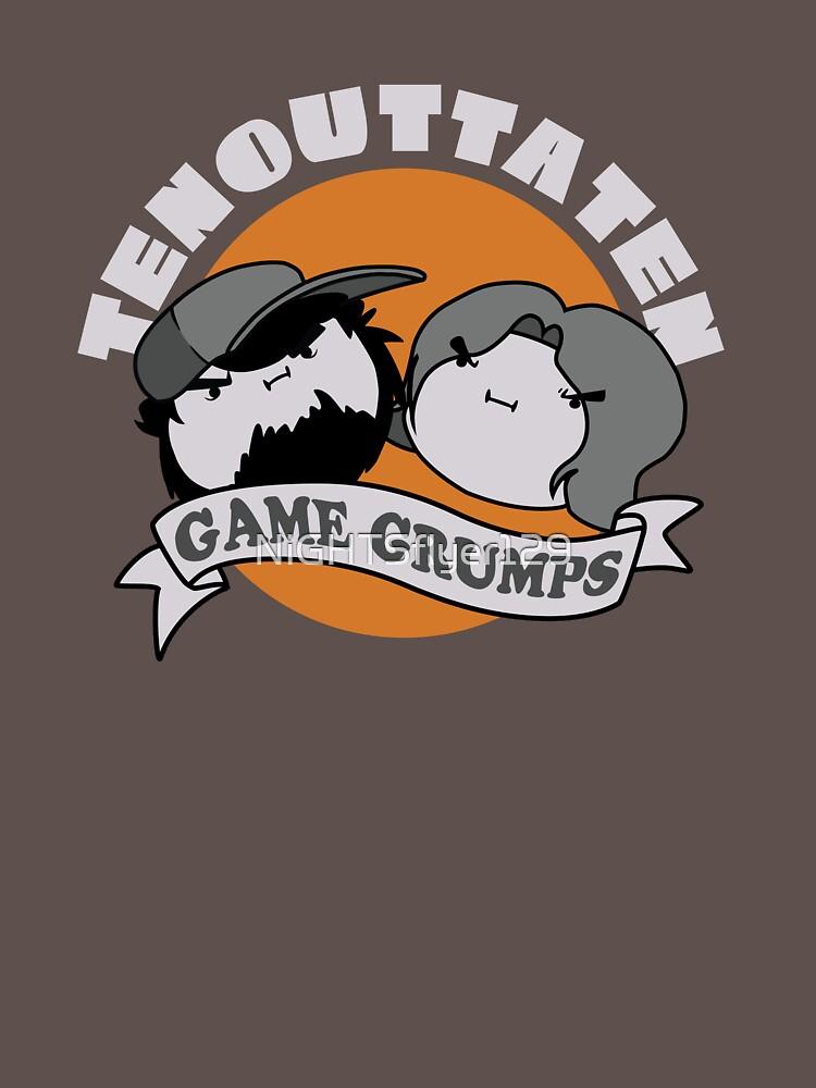 Spiel Grumps Tenoutten Shirt von NiGHTSflyer129