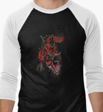 Monster Hunter - Dinovaldo Men's Baseball ¾ T-Shirt