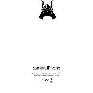 samuraiPhone by joeymaggs