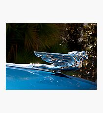 1941 Cadillac 60 Series 2 Photographic Print