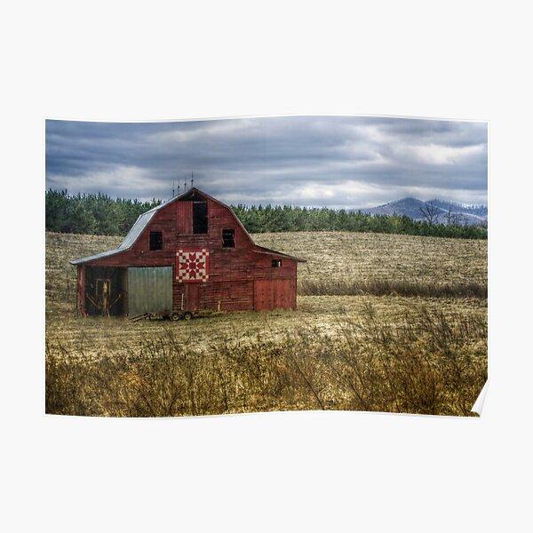 The Linney Family Barn Poster