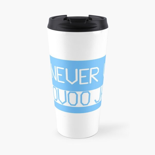 has never went to oovoo javer Travel Mug