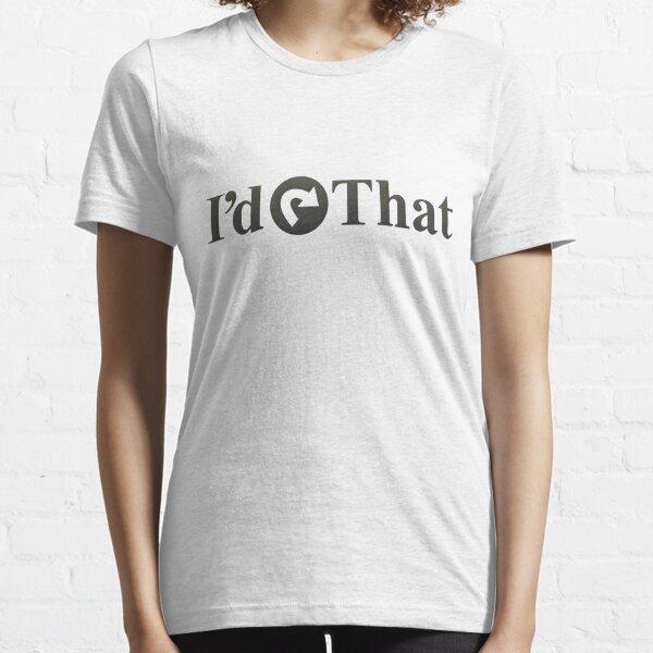 I'd Tap That Magic Gathering Essential T-Shirt