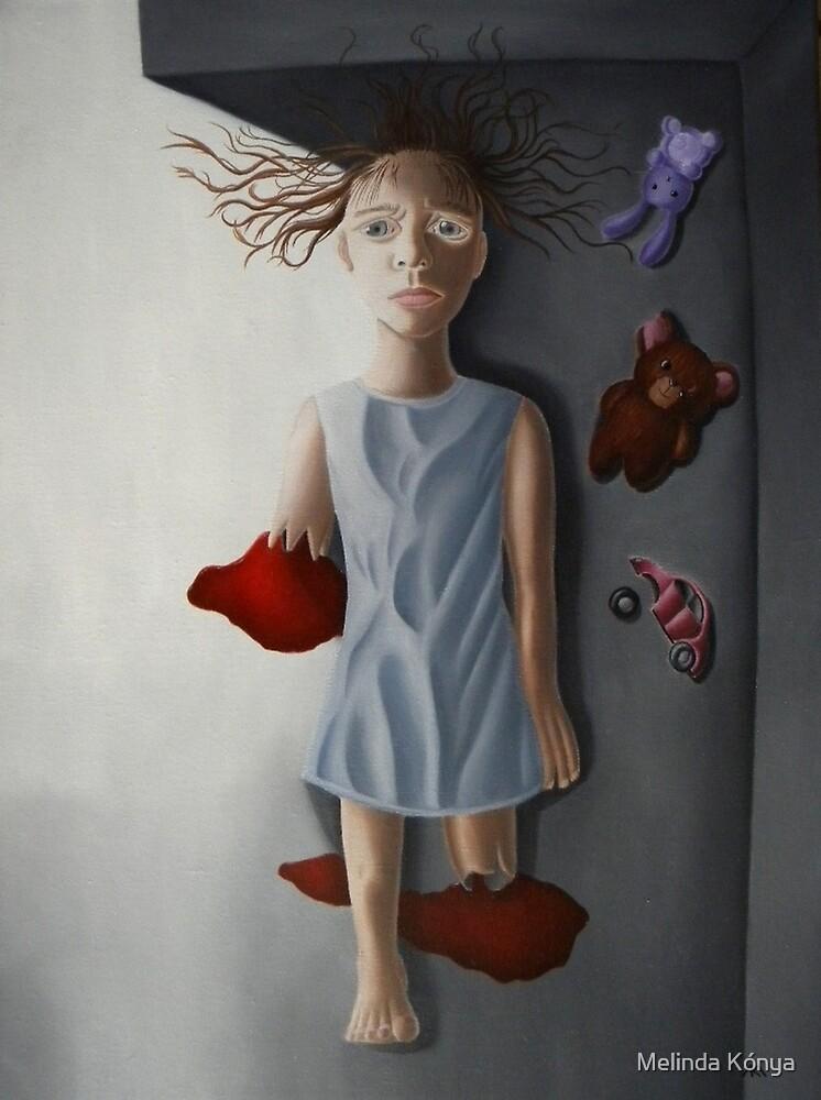 Undone Toys by Melinda Kónya