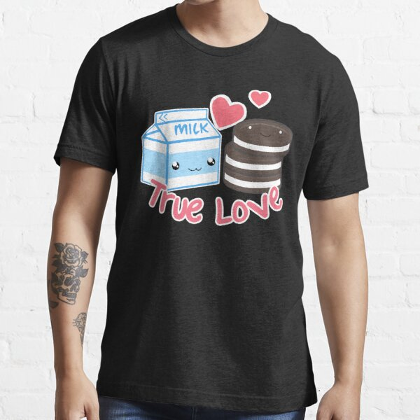 Milk And Oreos Love Essential T-Shirt
