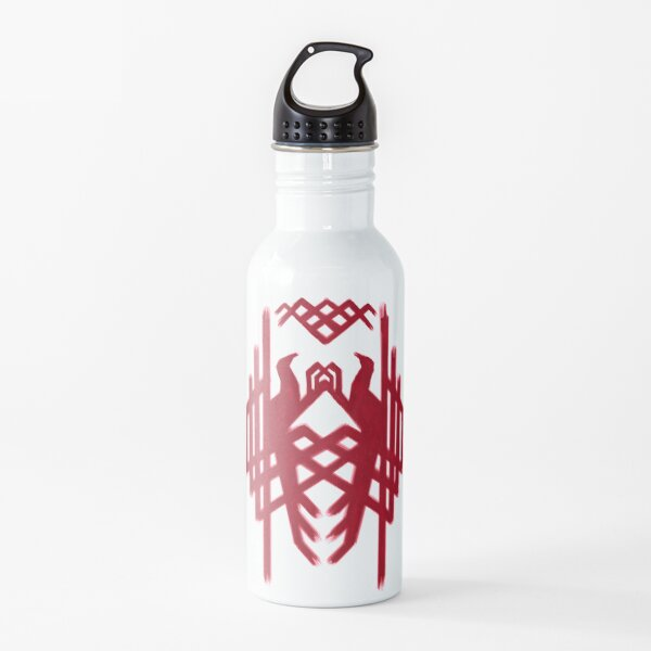 Hawke's Amell Family Crest | Dragon Age 2 Crest Water Bottle