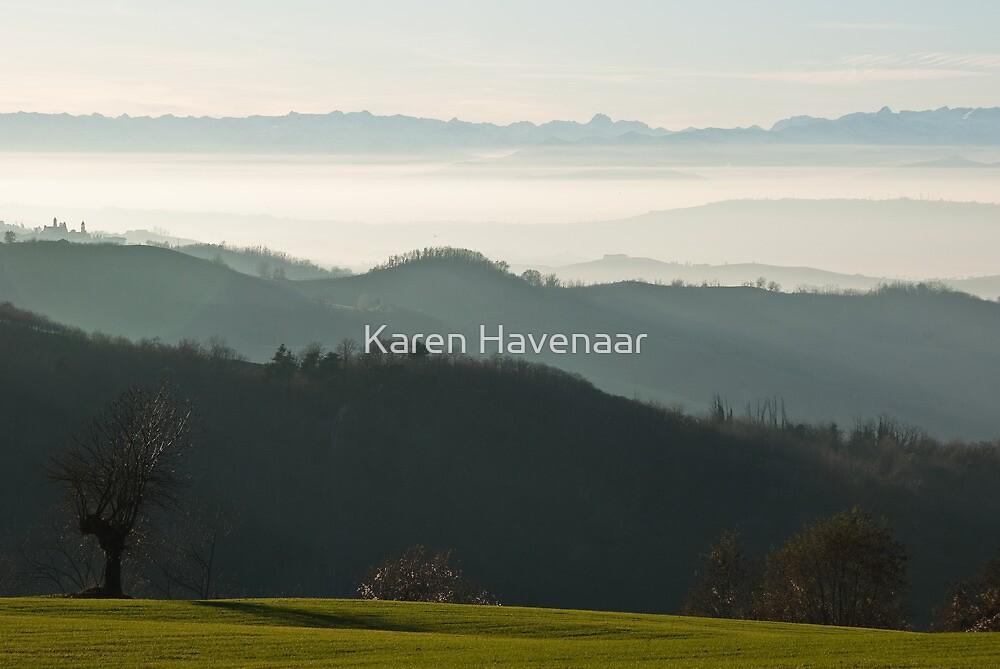 Autumn/Winter Afternoon by Karen Havenaar