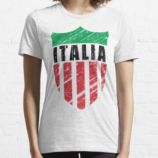 Vintage Italy Emblem Essential T-Shirt