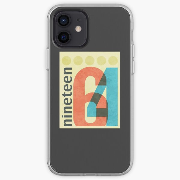 Nineteen 64 iPhone Soft Case