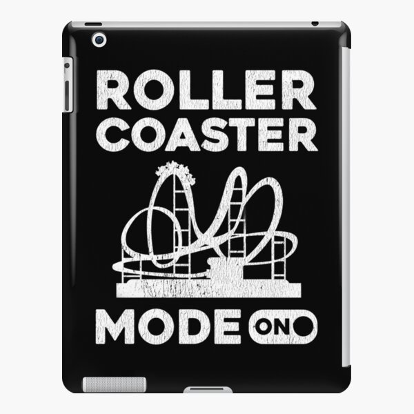 Roller Coaster prints | Roller Coaster Loving Peoples Gift iPad Snap Case