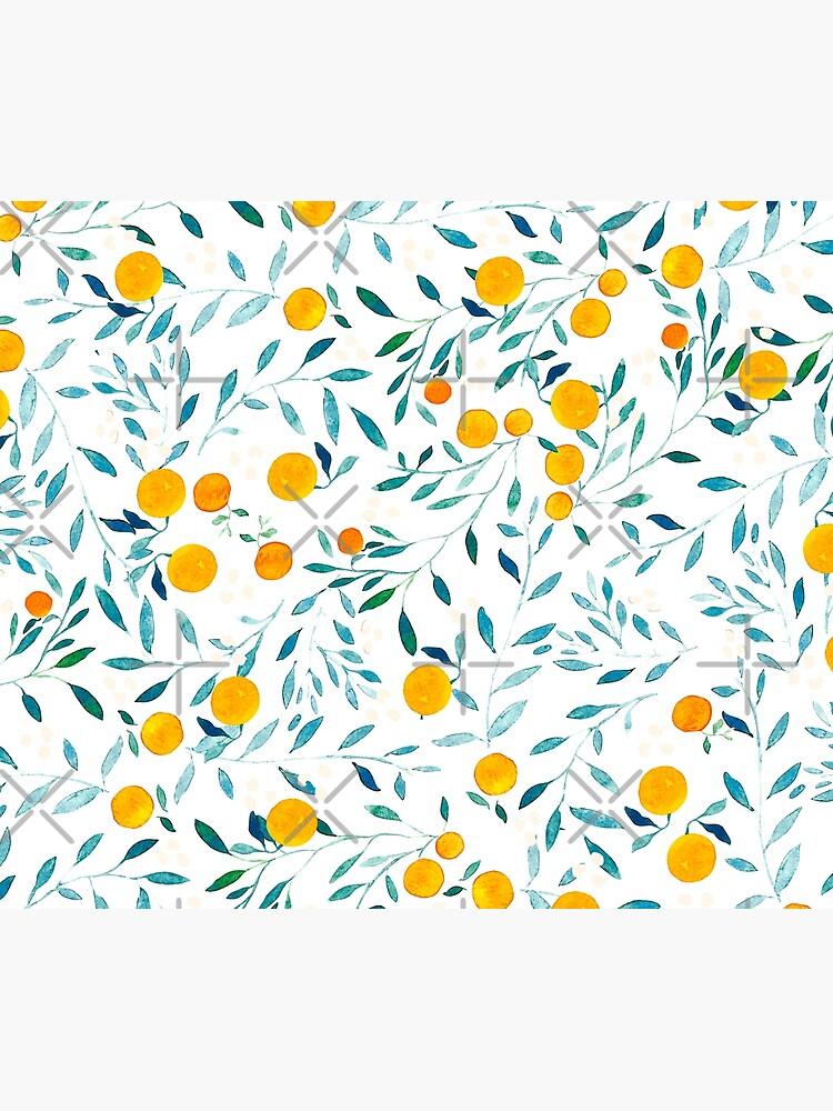 Orange Tree by artiisan