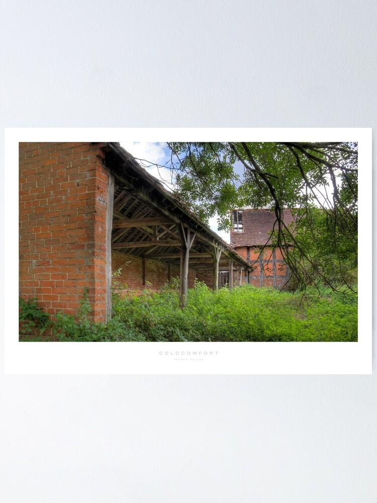 Alternate view of Coldcomfort Farm, Warwickshire Poster