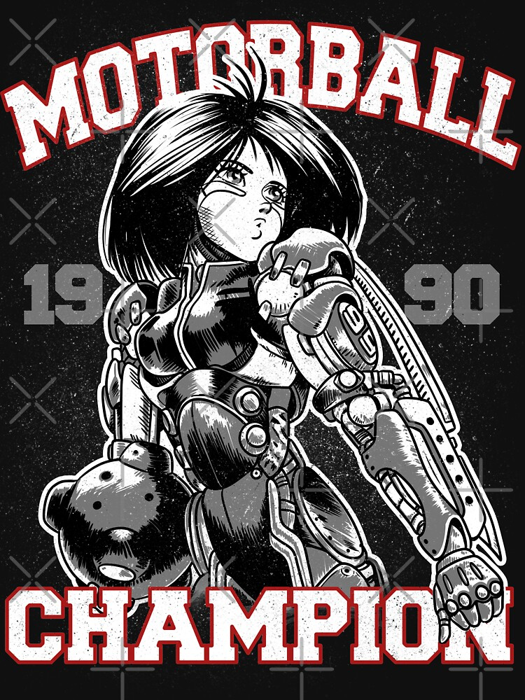 MotorBall Champion by ursulalopez