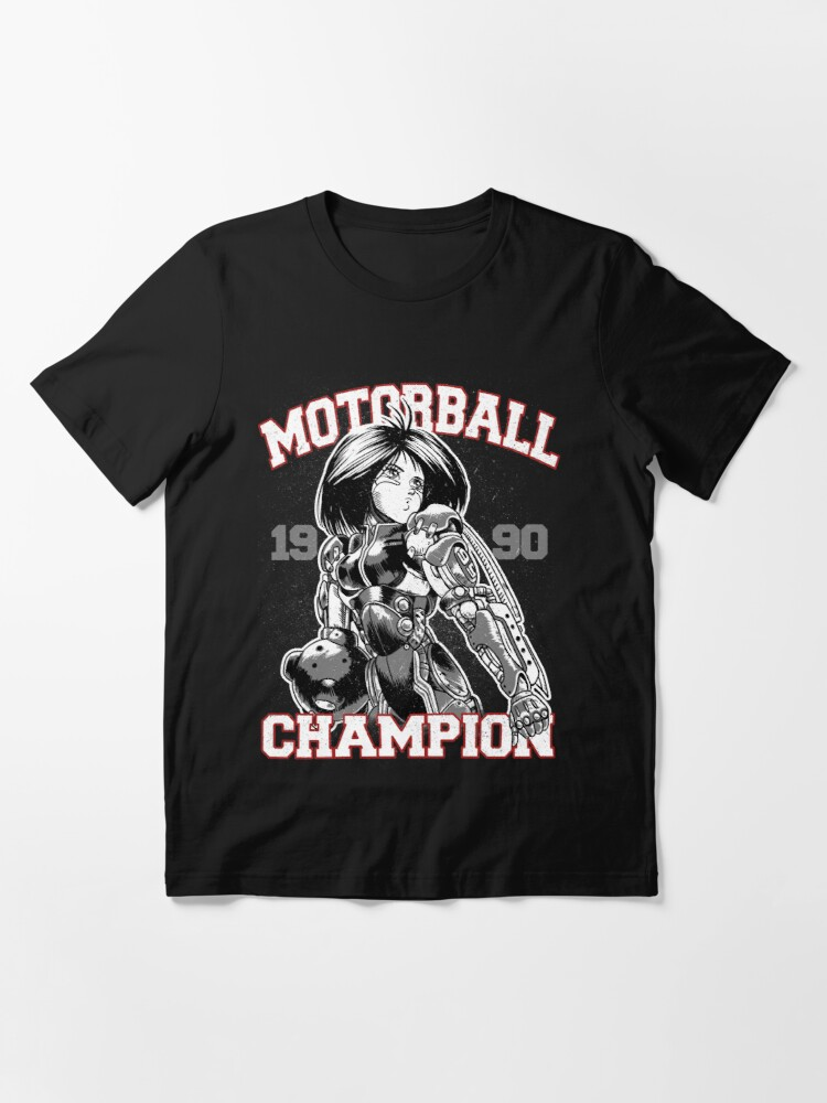 Alternate view of MotorBall Champion Essential T-Shirt