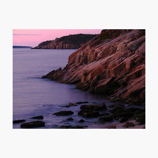 Acadia National Park Photography 003 Photographic Print