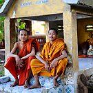 'The Smiles of the monks' by Michael  Klinkhamer