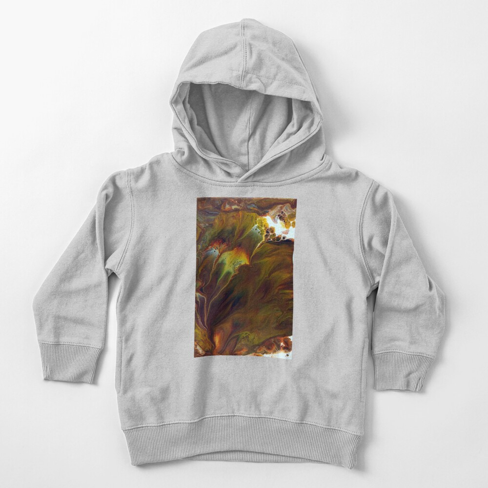 Pyroclastic Flow Toddler Pullover Hoodie