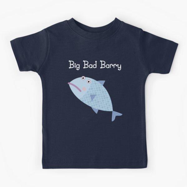 Big Bad Barry Kids T-Shirt