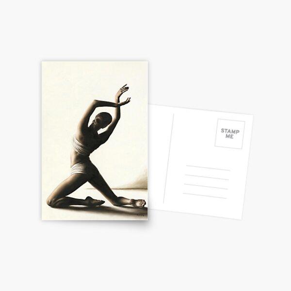 Devotion to Dance Postcard
