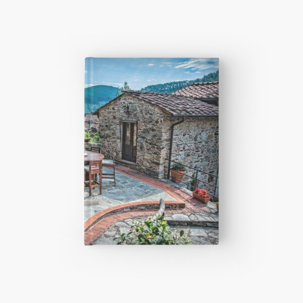 Tuscany Retreat Hardcover Journal