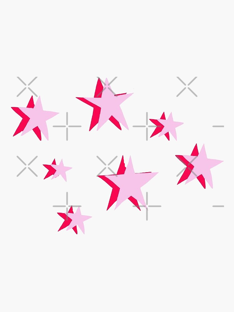 star sticker pack by carleemarkle