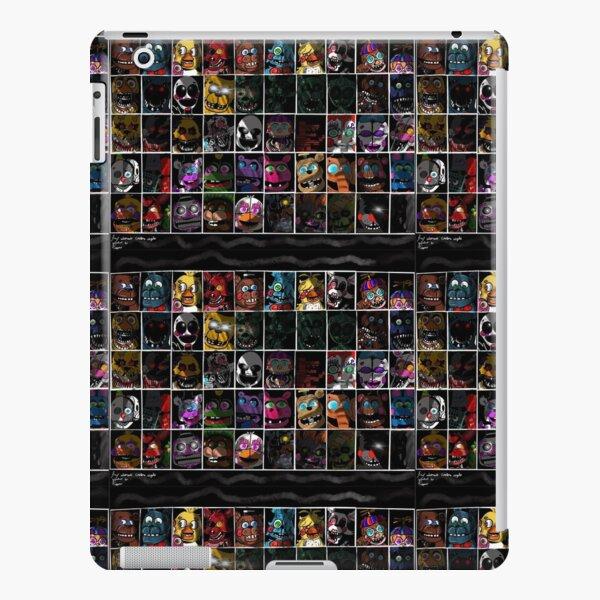 Fnaf ultimate custom night  iPad Snap Case
