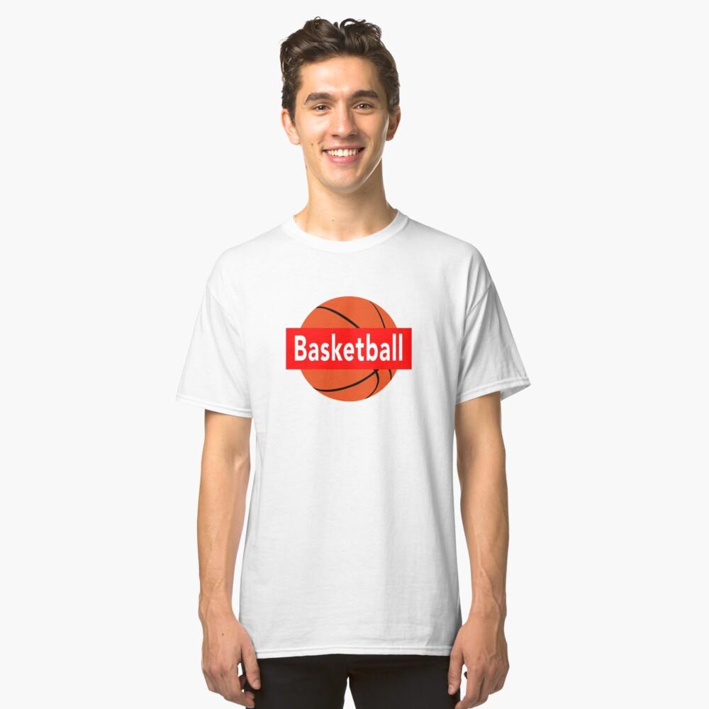 Basketball Sport Brick Classic T-Shirt