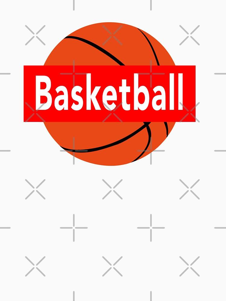 Basketball Sport Brick by onicon