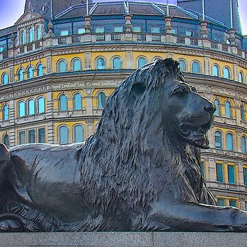 The British Lion by alabca