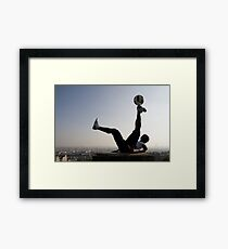 France - Paris  75018 Framed Print