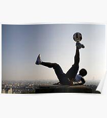France - Paris  75018 Poster