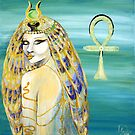 Isis - Goddess  by whittyart