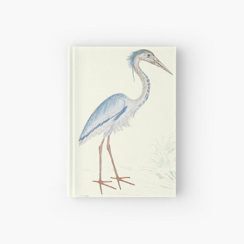 Heron Hardcover Journal