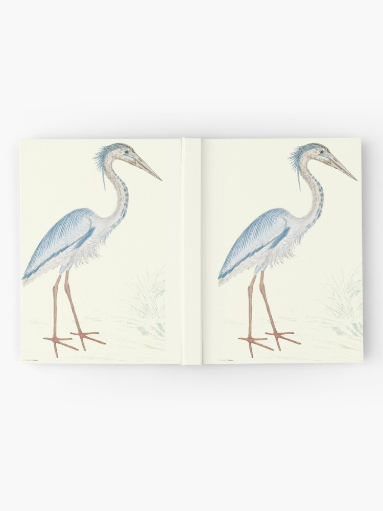 Alternate view of Heron Hardcover Journal