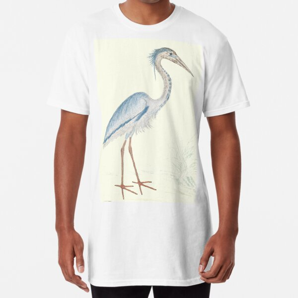 Heron Long T-Shirt