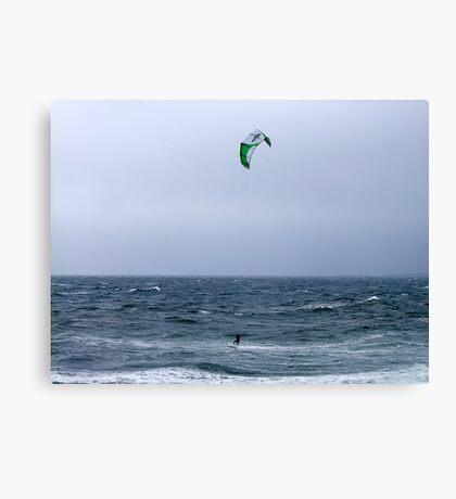 A Breezy Day Canvas Print